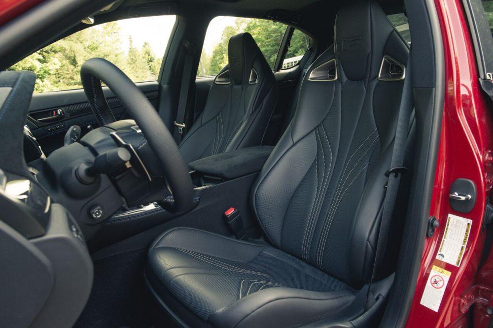 2017 Lexus GS-F