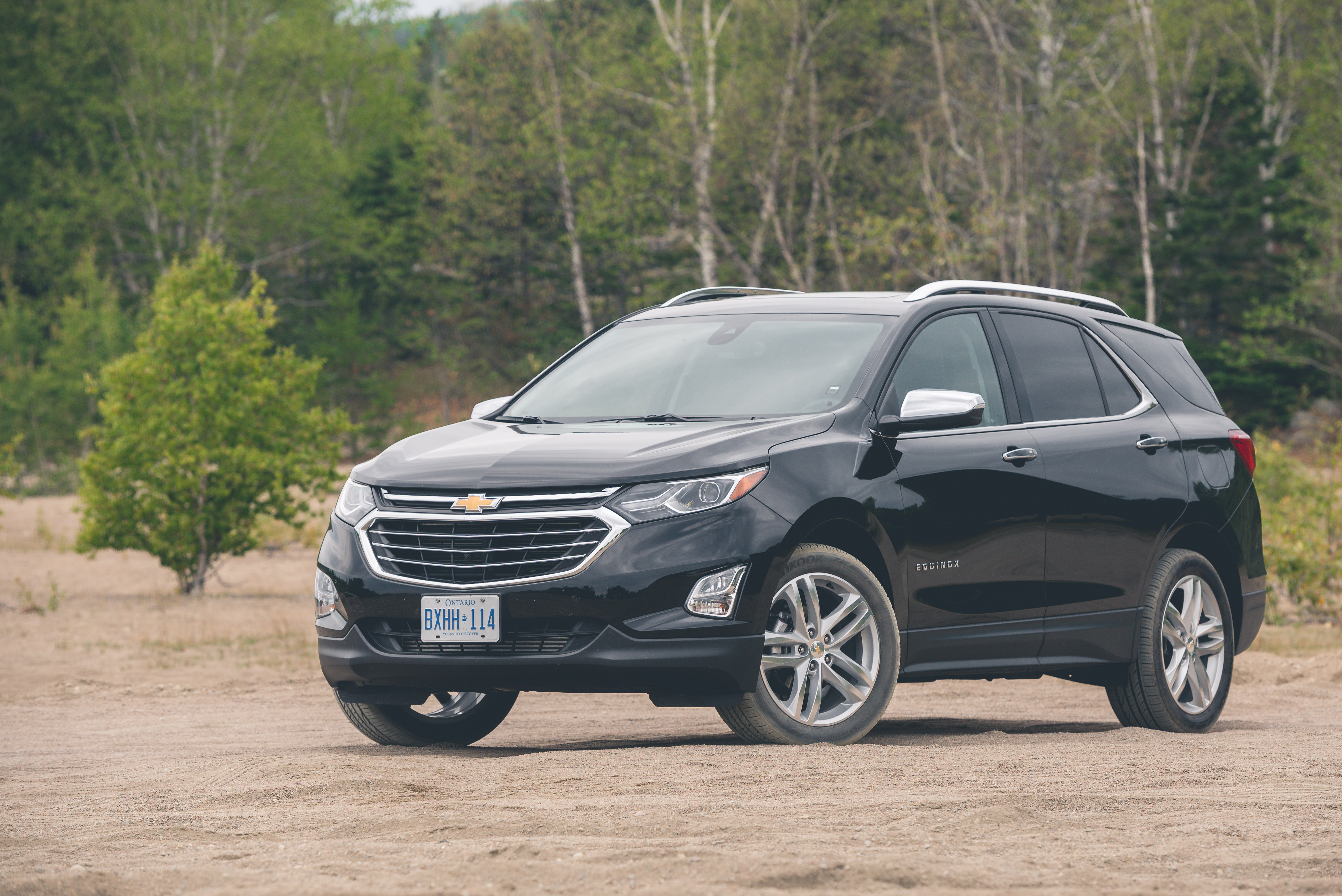 2018 chevrolet equinox there 39 s a lot to like here. Black Bedroom Furniture Sets. Home Design Ideas