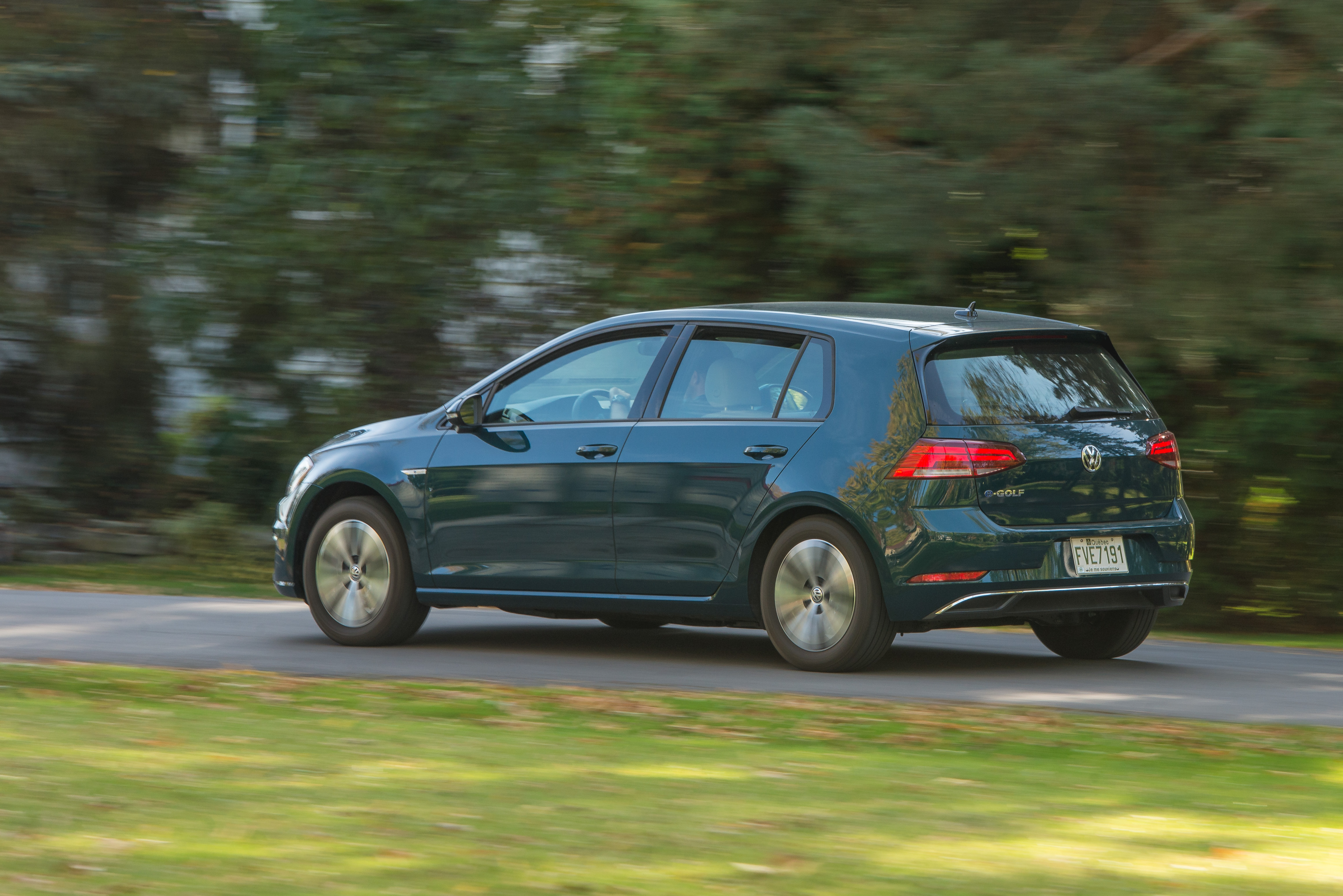 Here S Why The 2018 Volkswagen E Golf Is The Best Ev You Can Buy