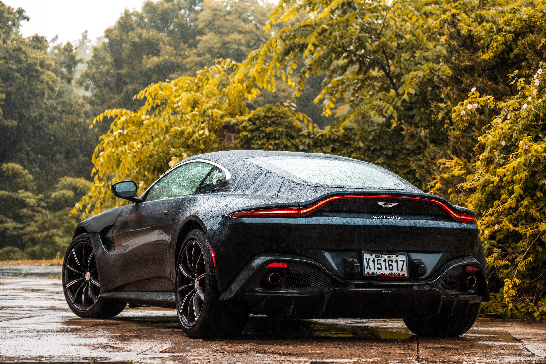 2019 Aston Martin Vantage The German Magic Wand
