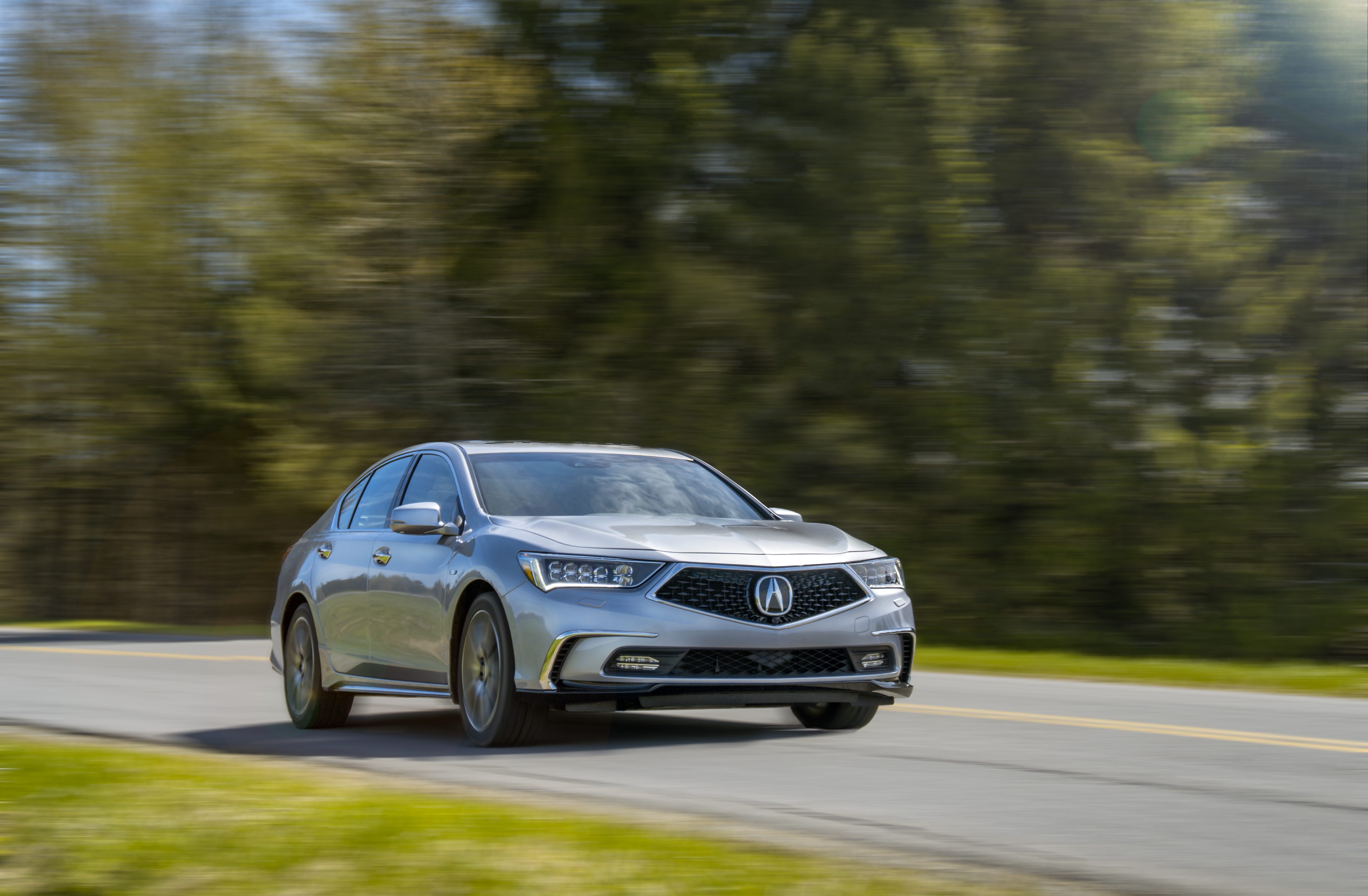 Last Year Only 55 People Bought An Acura Rlx In Canada Fifty Five Imagine This Means That S Flagship Sedan Is Rarer Than A Porsche 911