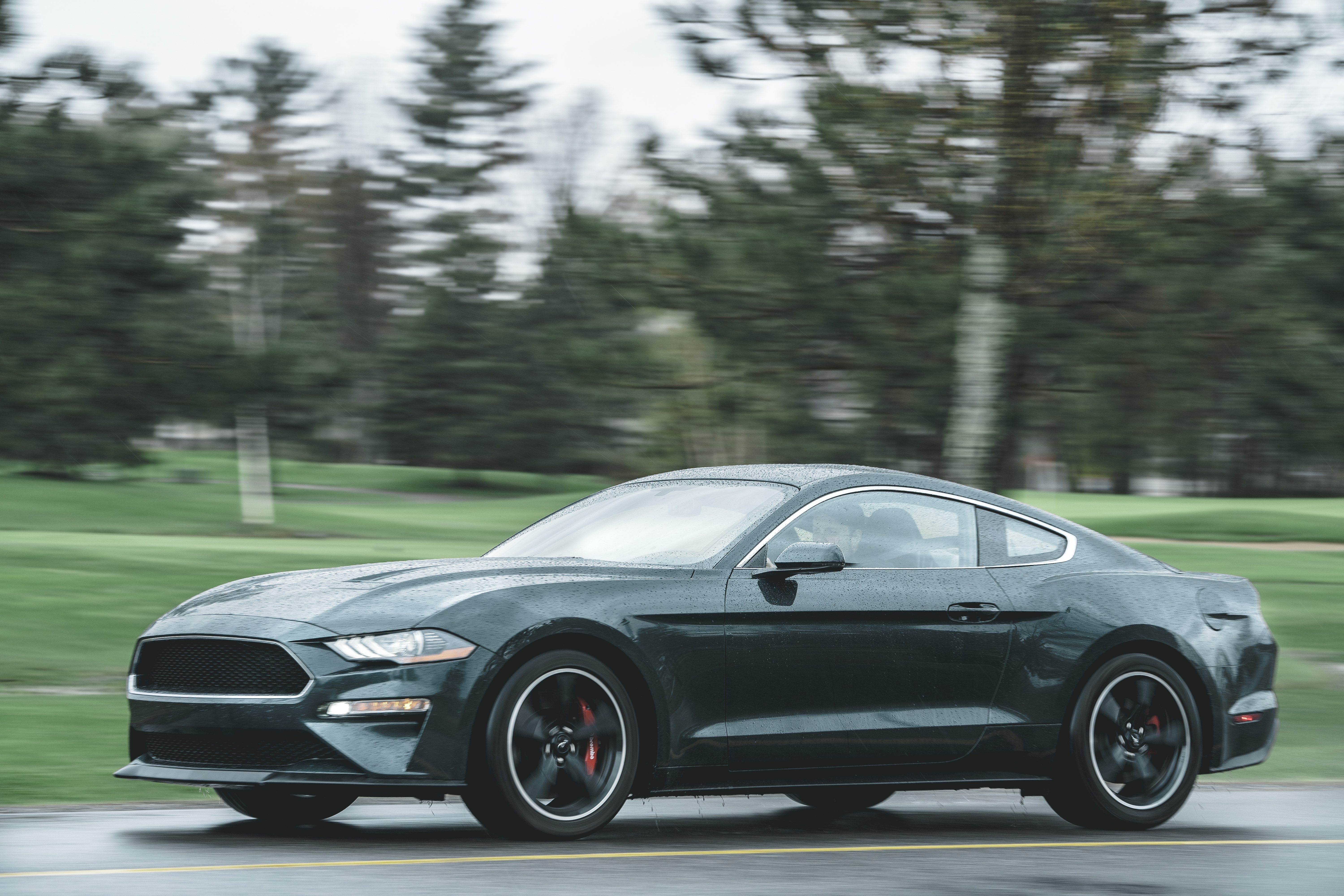 2019 Ford Mustang Sports Car The Bullitt Is Back >> 2019 Ford Mustang Bullitt Is Far More Than An Aesthetics Package