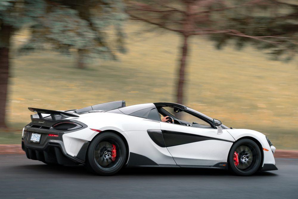 2020 McLaren 600LT Spidere