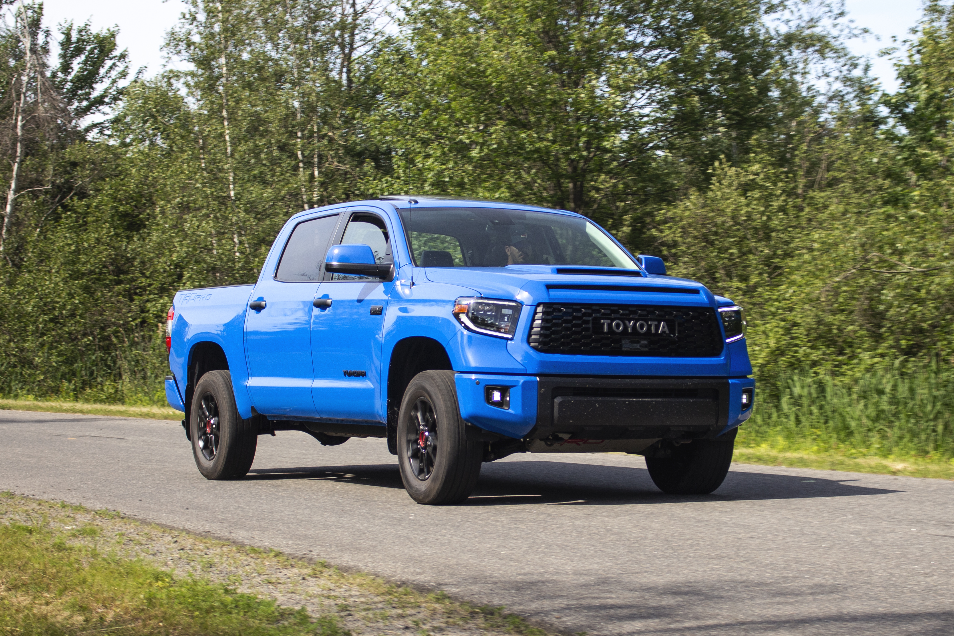 2019 Toyota Tundra Trd Pro Doesn T Care About Being Competitive