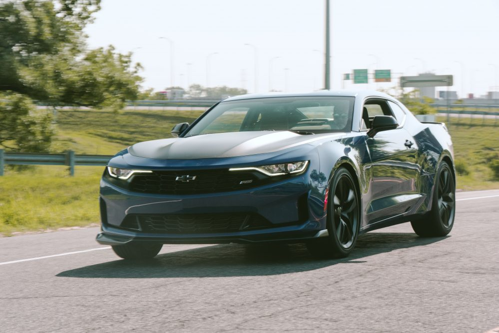 2019 Chevrolet Camaro 1LE Turbo