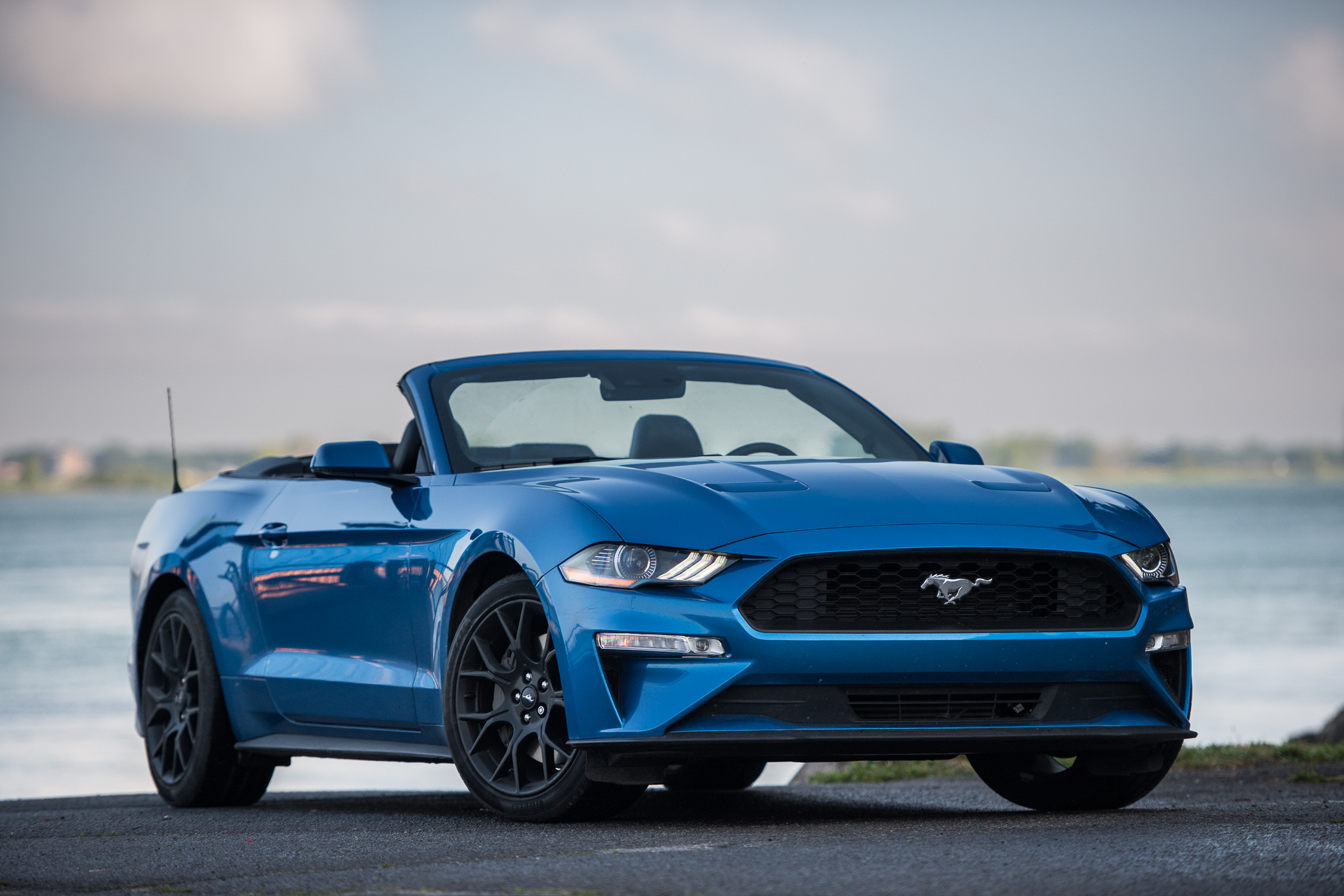 2019 Ford Mustang Convertible Is The Ideal Summer Cruiser