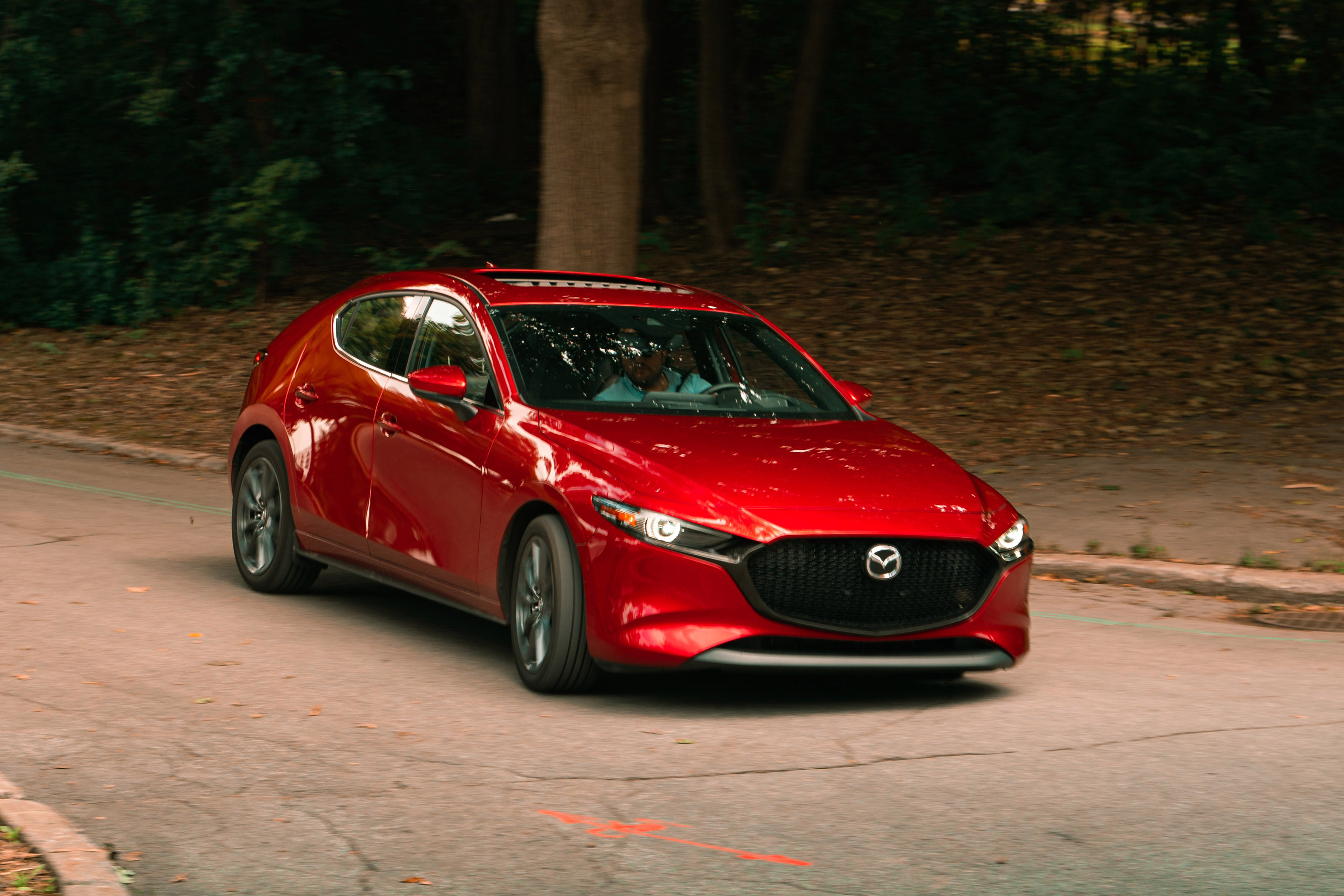 Mazda 3 Sport >> 2019 Mazda3 Sport Is The Ultimate Form That Makes You Smile