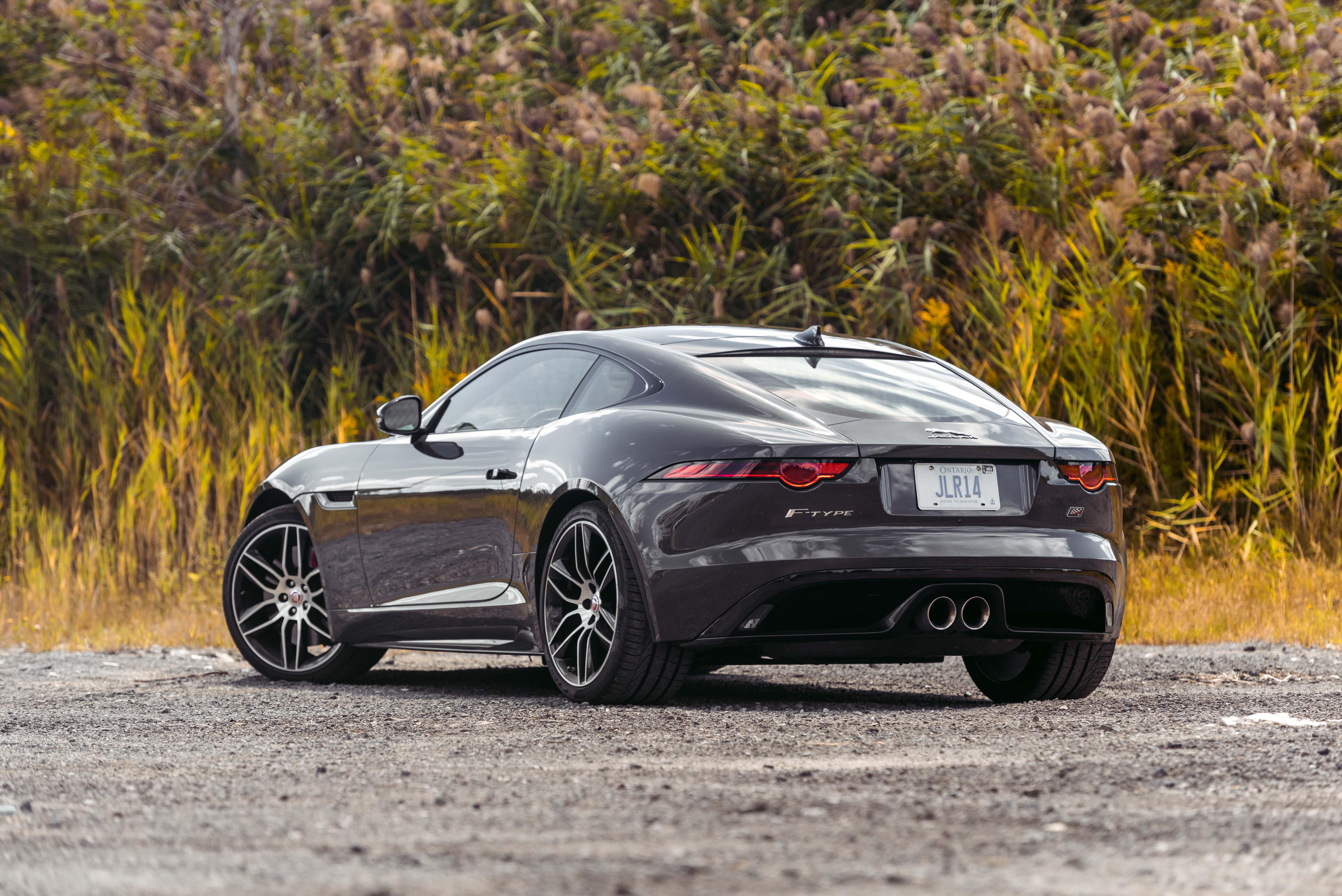 2020 Jaguar F-Type Is A Celebration Of Automotive Design