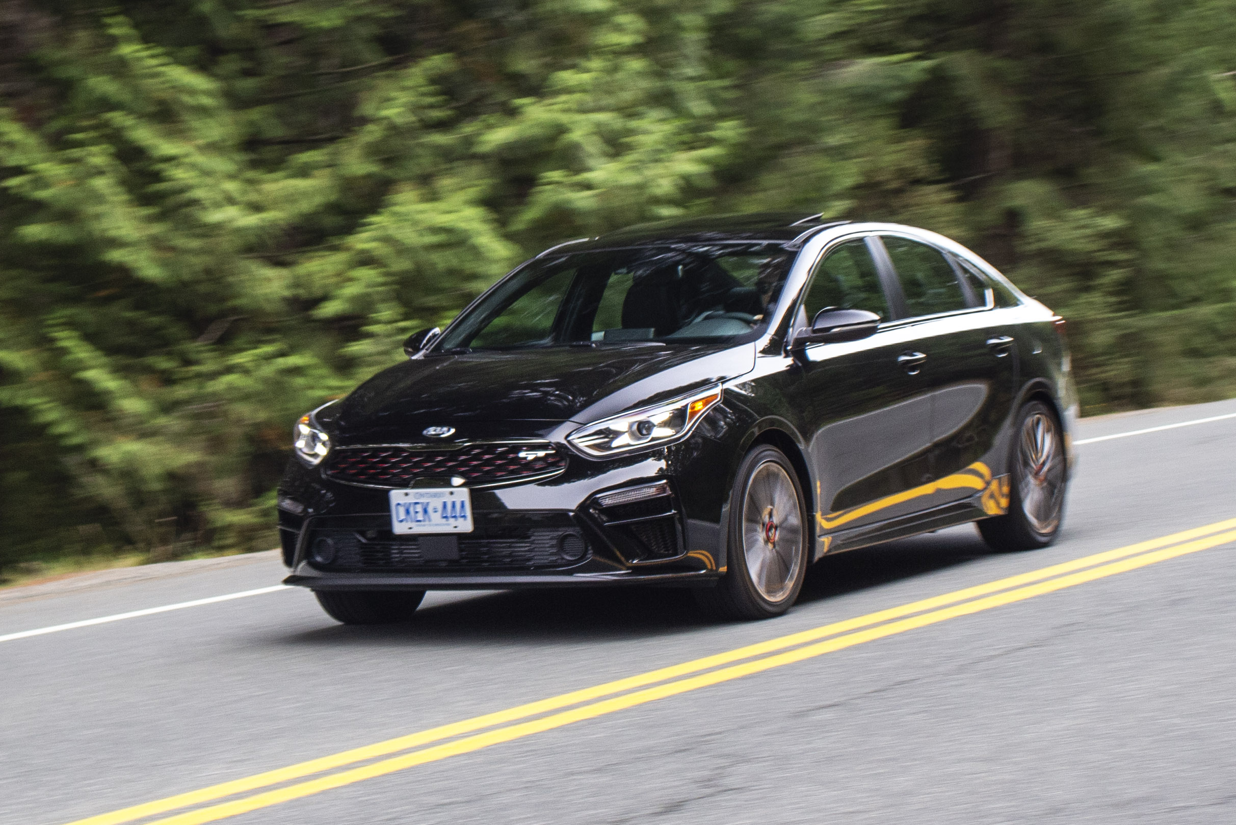 2020 kia forte gt is the sport compact car you should take seriously