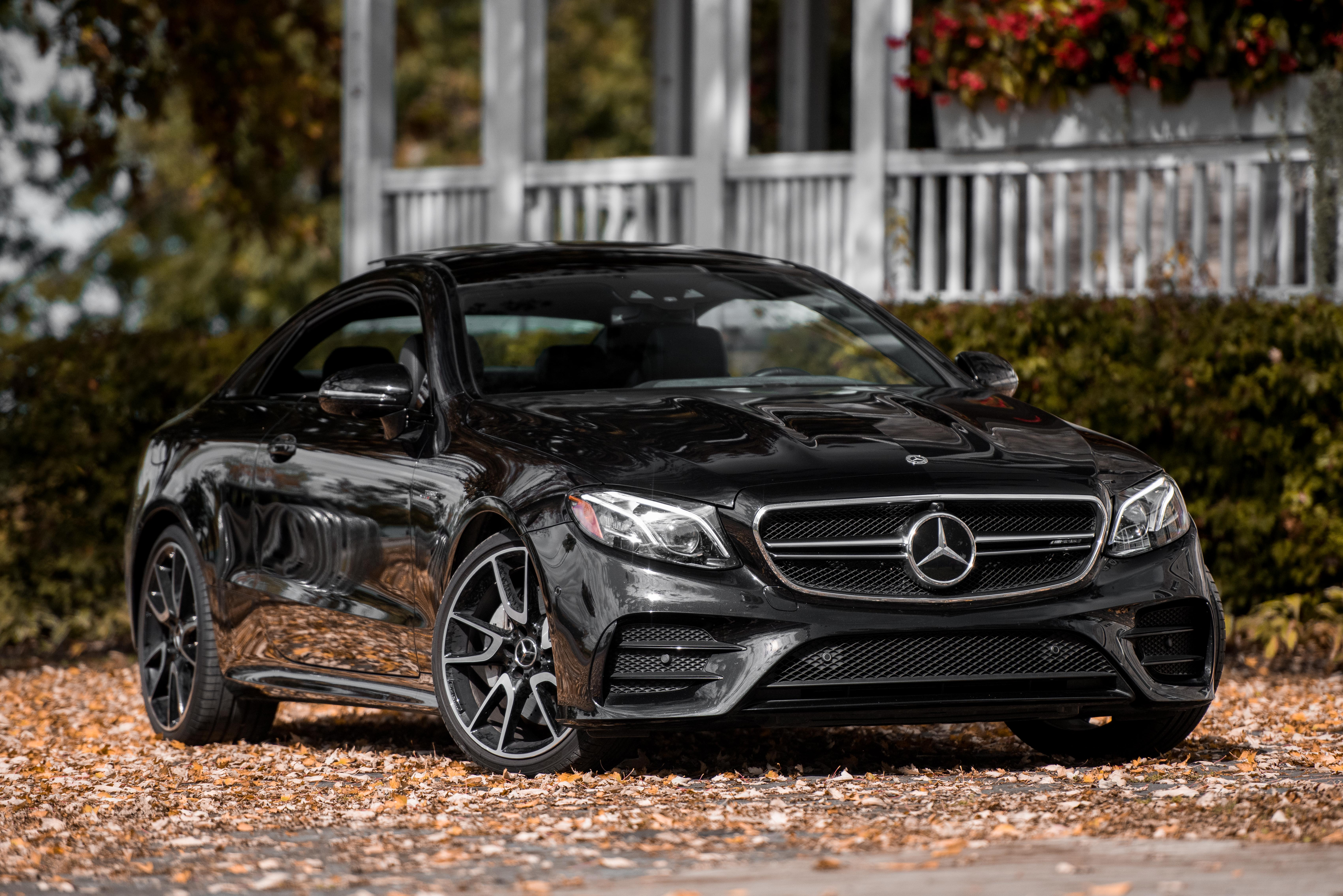2020 Mercedes-AMG E53 Coupe Is For You And You Only