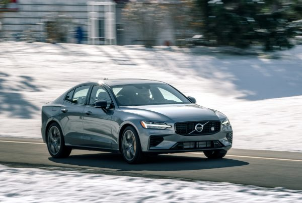 2020 Volvo S60 Polestar Engineered