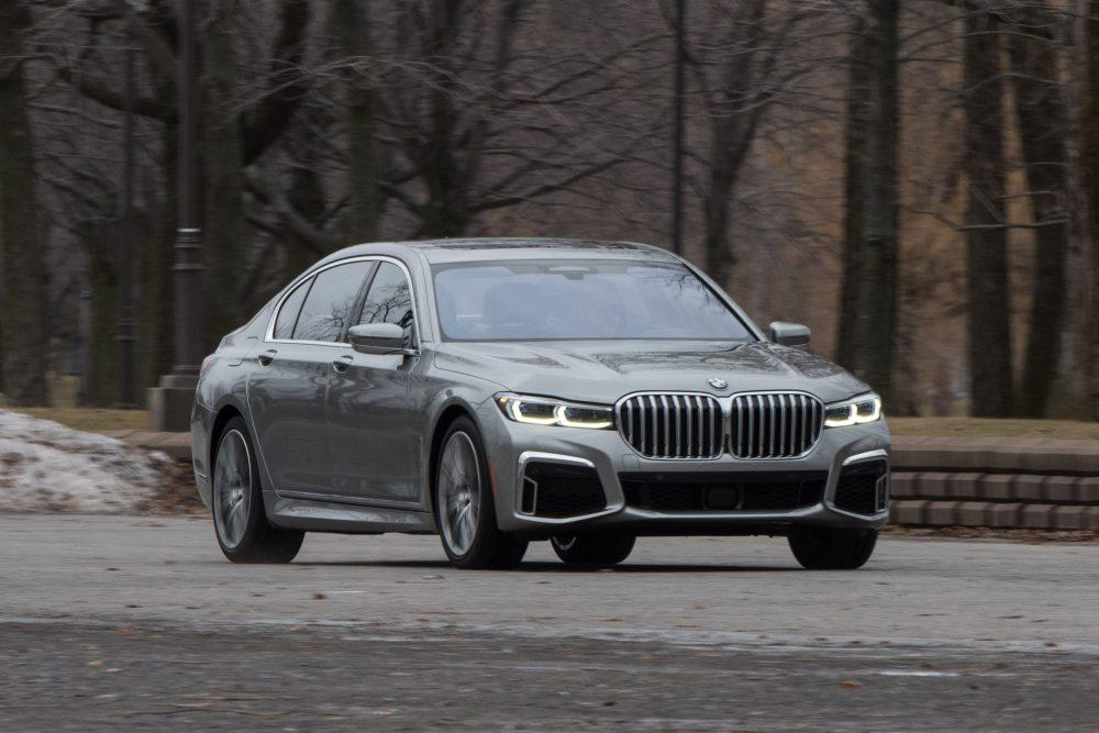 2020 BMW 750Li Is A Rolling Monolith Of Utmost Opulence