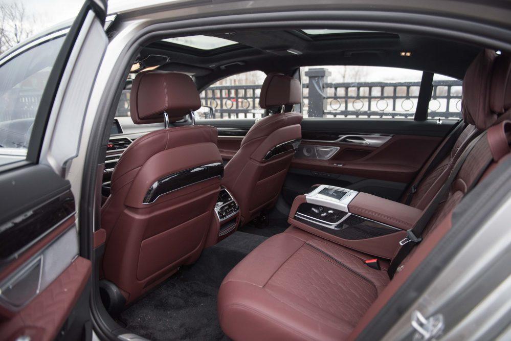 2020 BMW 750Li