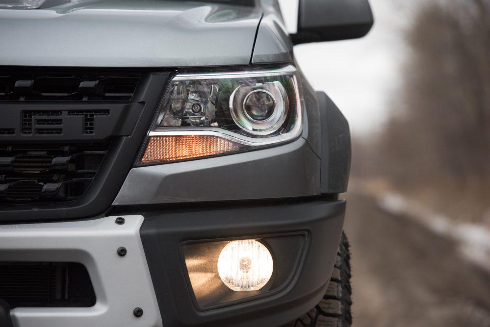 2020 Chevrolet Colorado ZR2 Bison