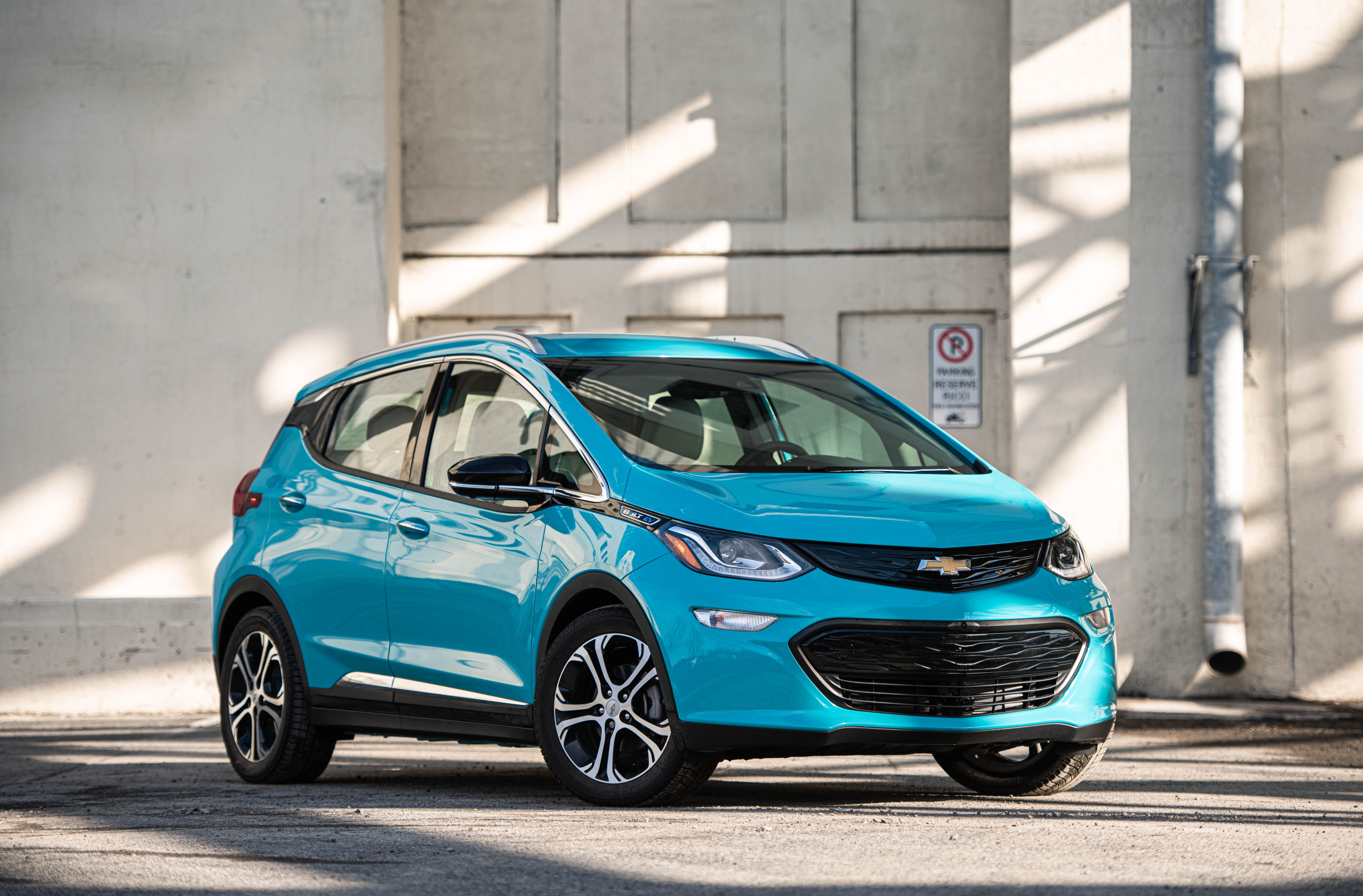 2020 Chevrolet Bolt Ev Doesn T Perform Better In The Cold But