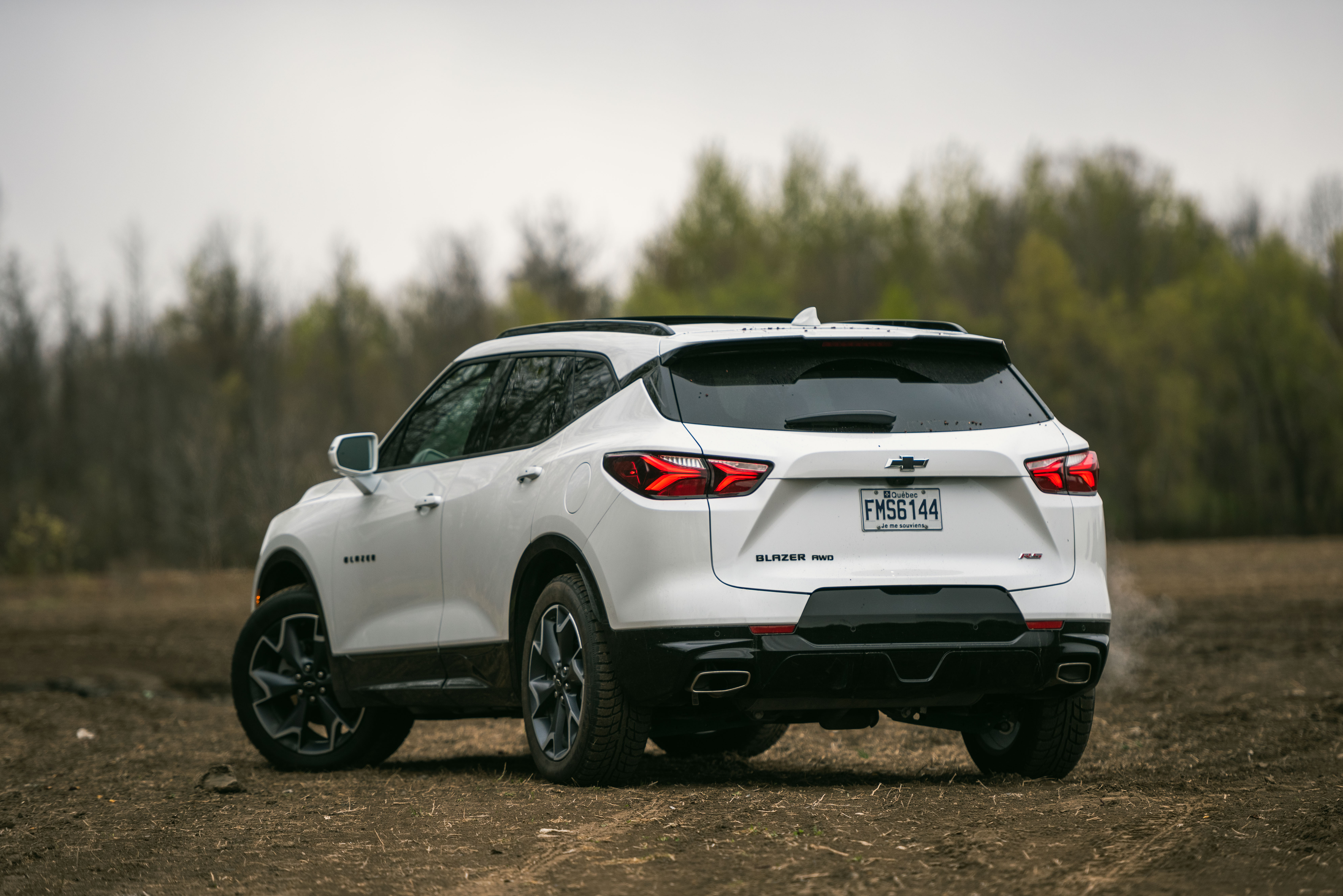 2020 Chevrolet Blazer Is A Fantastic Car Wearing The Wrong ...