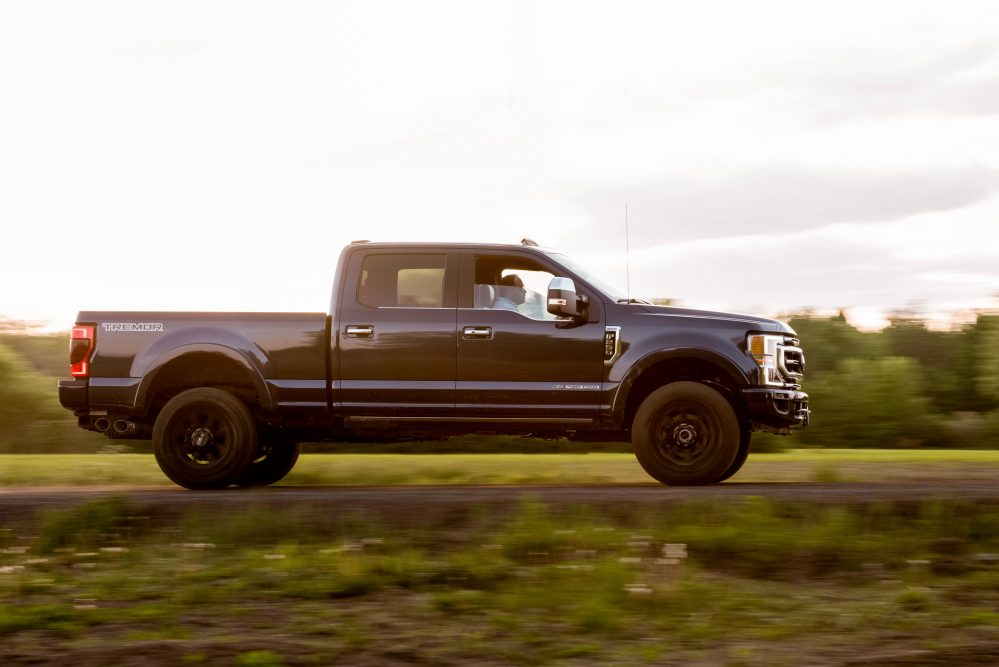 2020 Ford F-250 Tremor