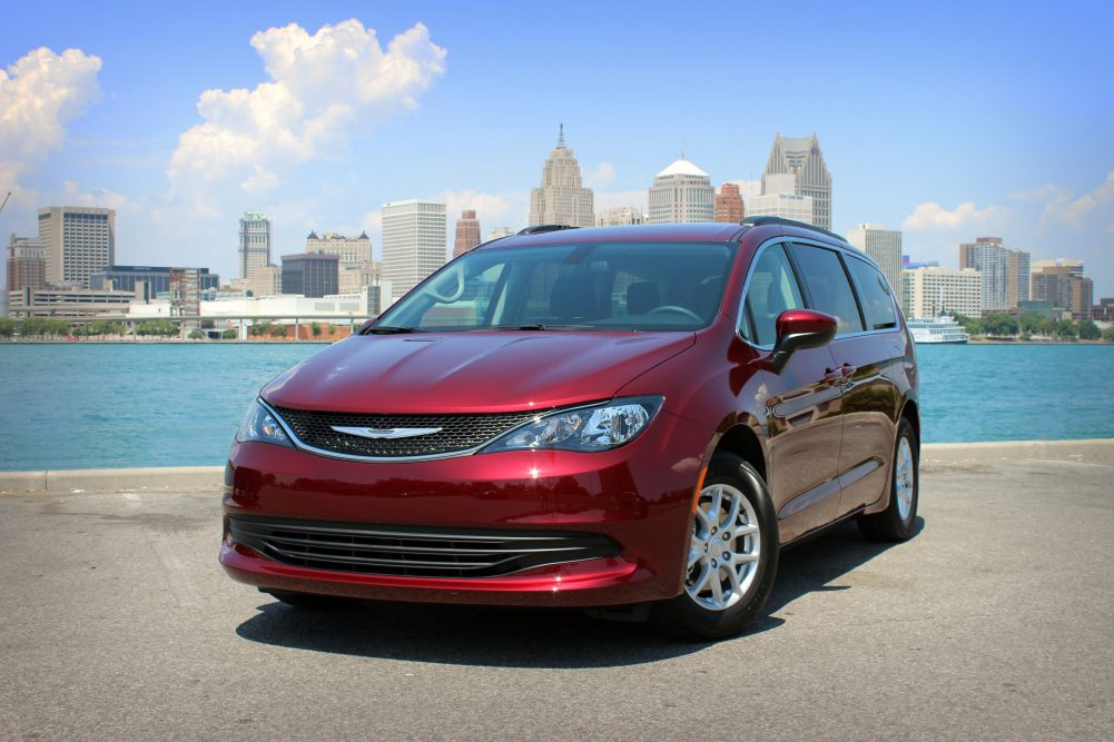 2021 Chrysler Grand Caravan