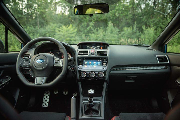 2020 Subaru WRX Interior | Clavey's Corner
