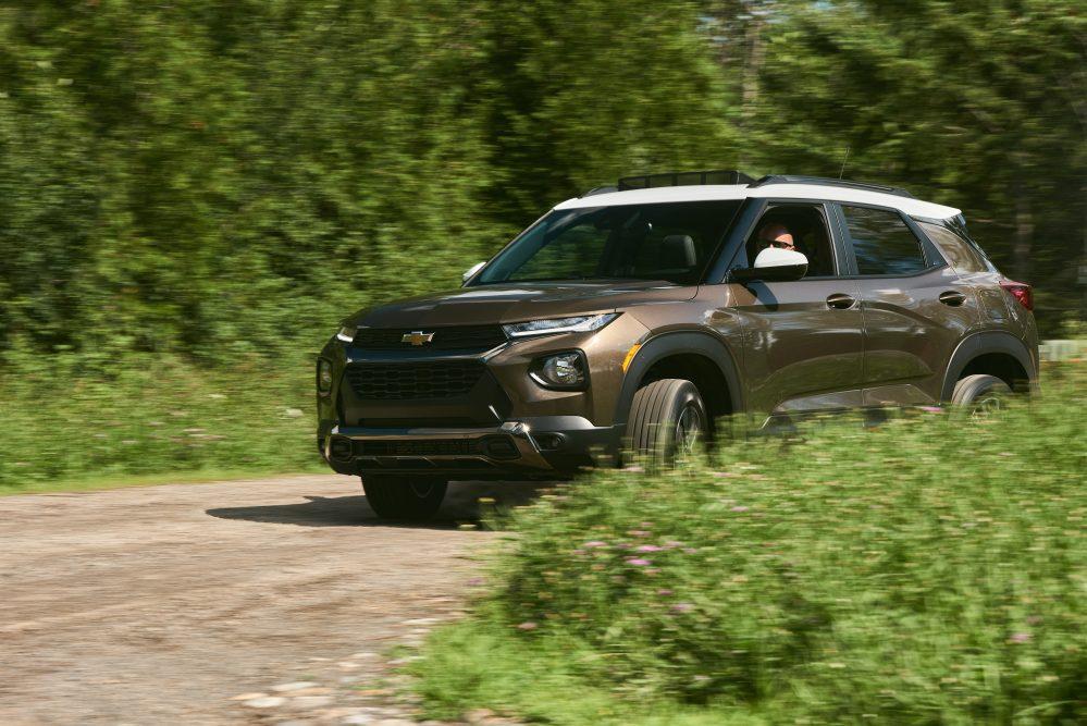 2020 Chevrolet Trailblazer