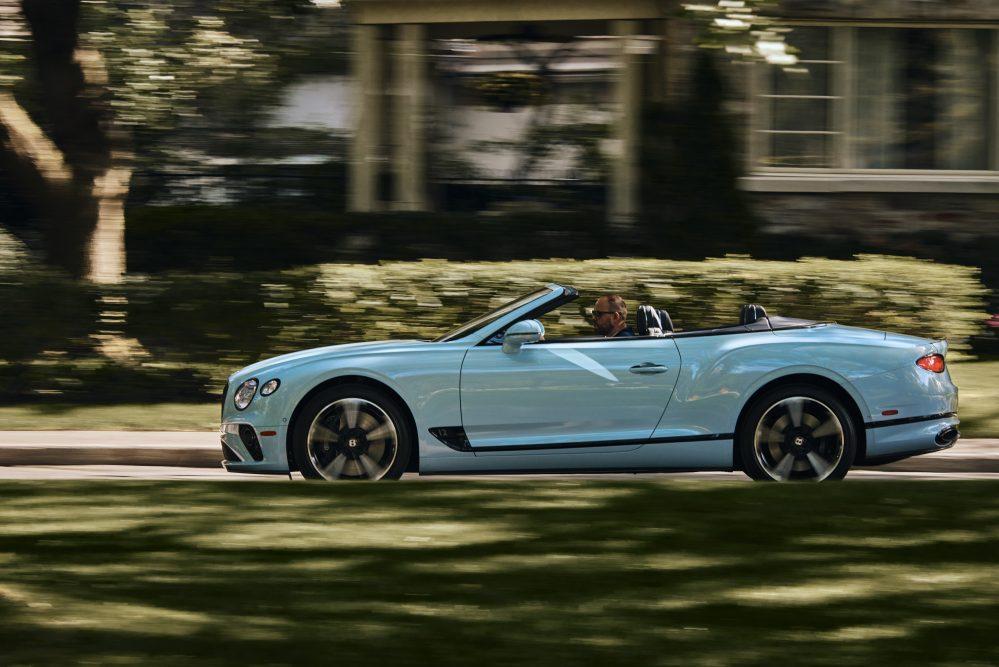2002 Bentley Continental GTC