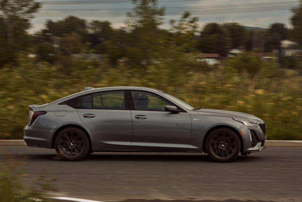 2020 Cadillac CT5-V