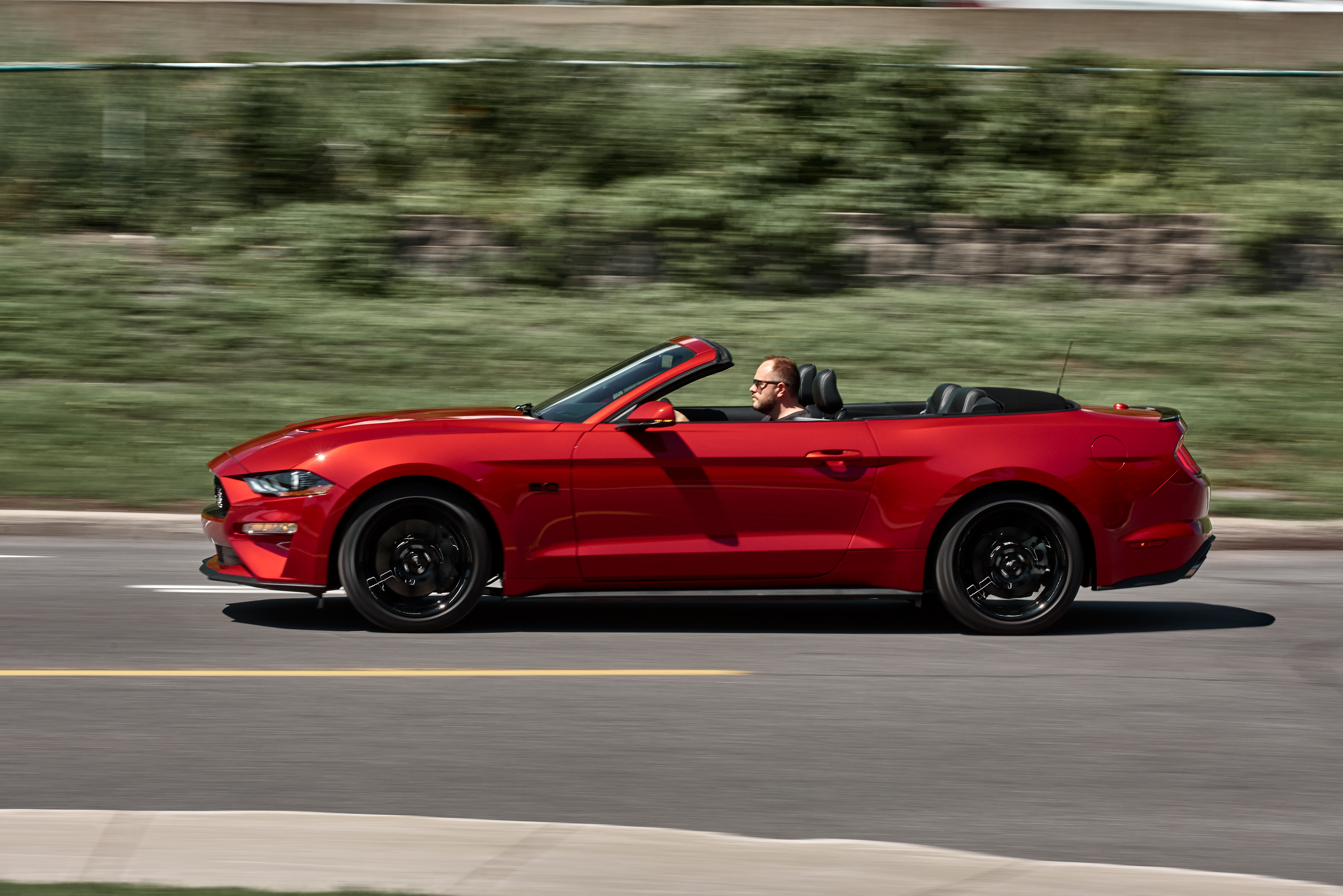 2020 Ford Mustang Gt Convertible Always Feels Like Summer