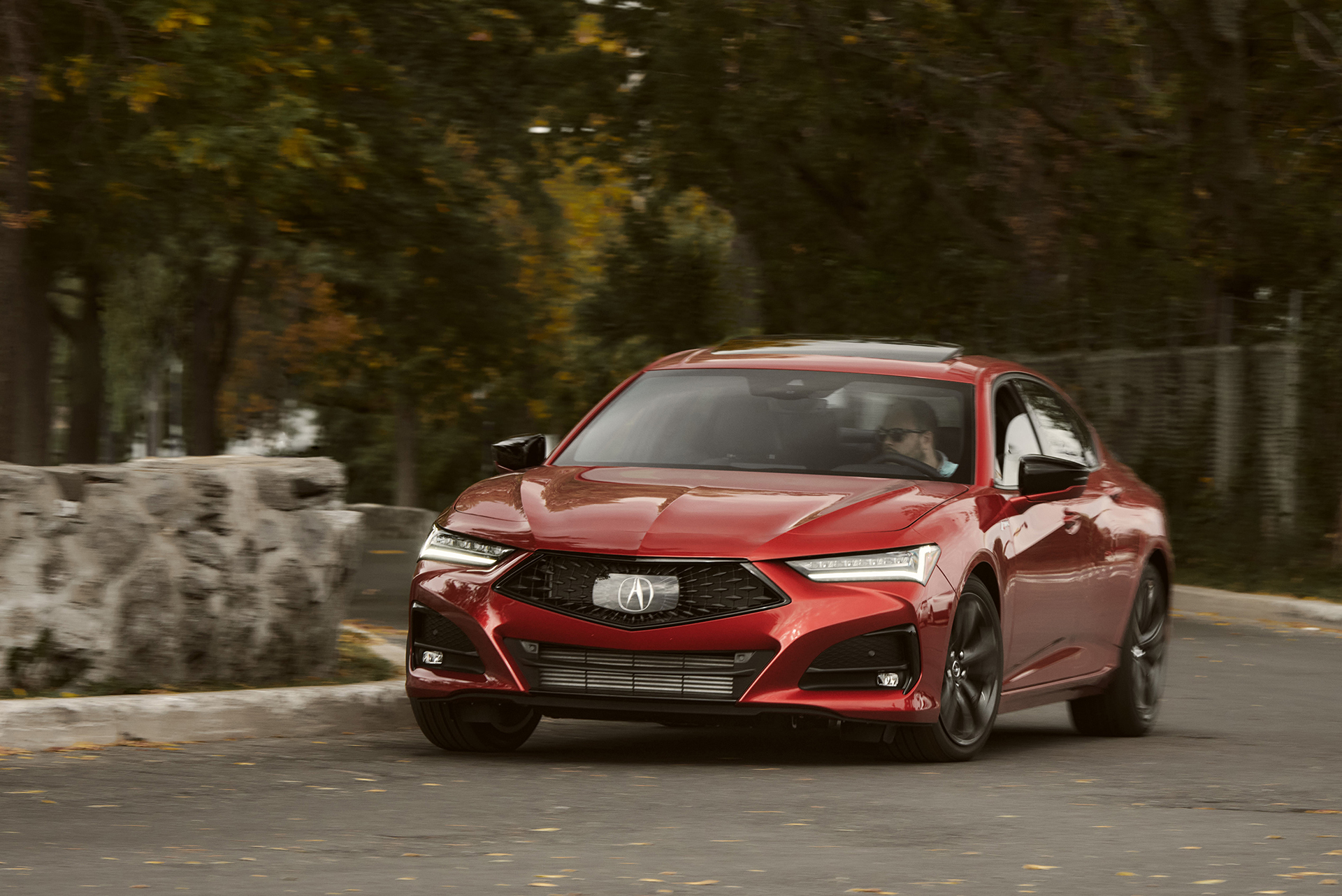 2021 acura tlx a-spec finally feels like the cool acuras