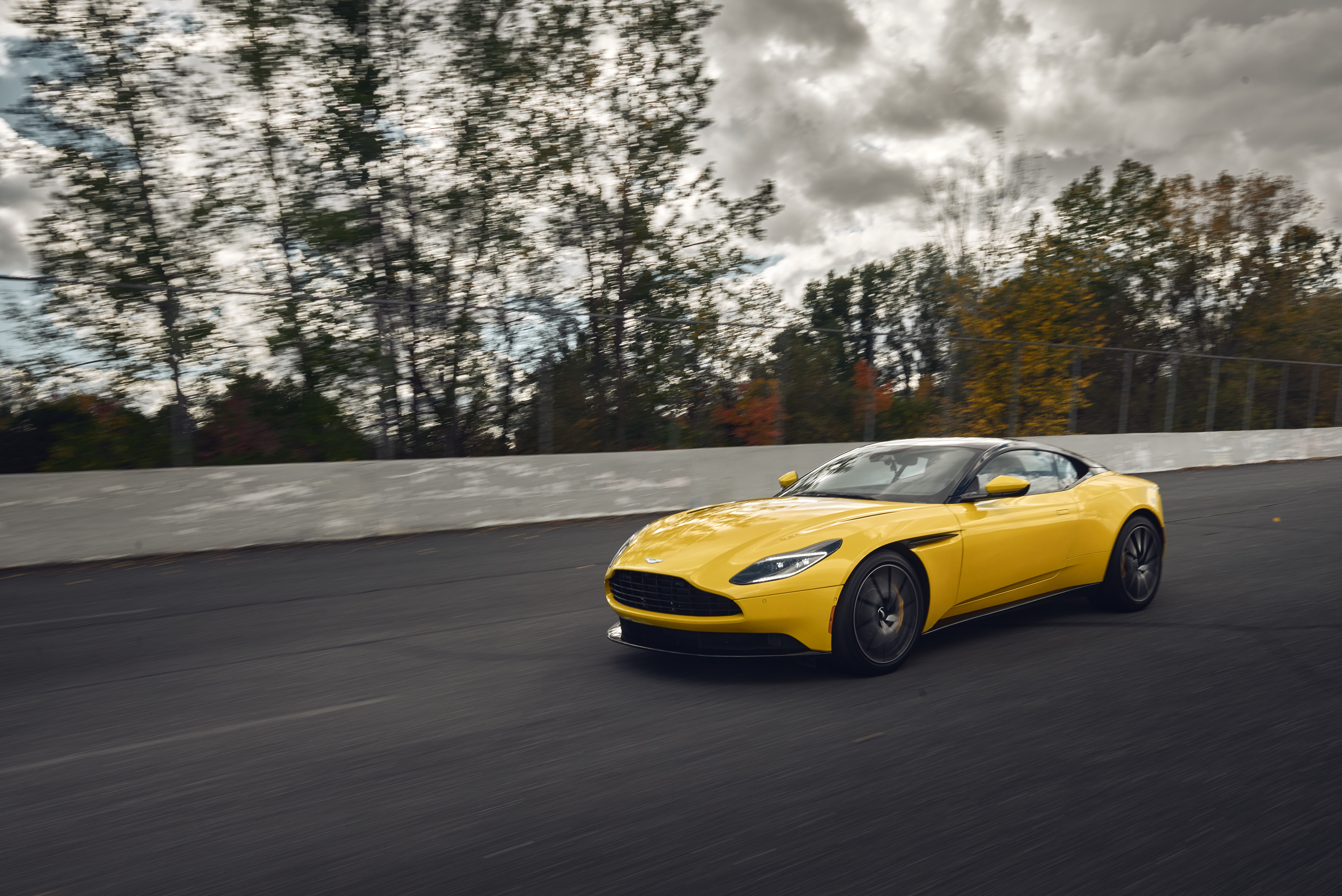 2020 Aston Martin Db11 V8 Makes A Compelling Case For Downsizing