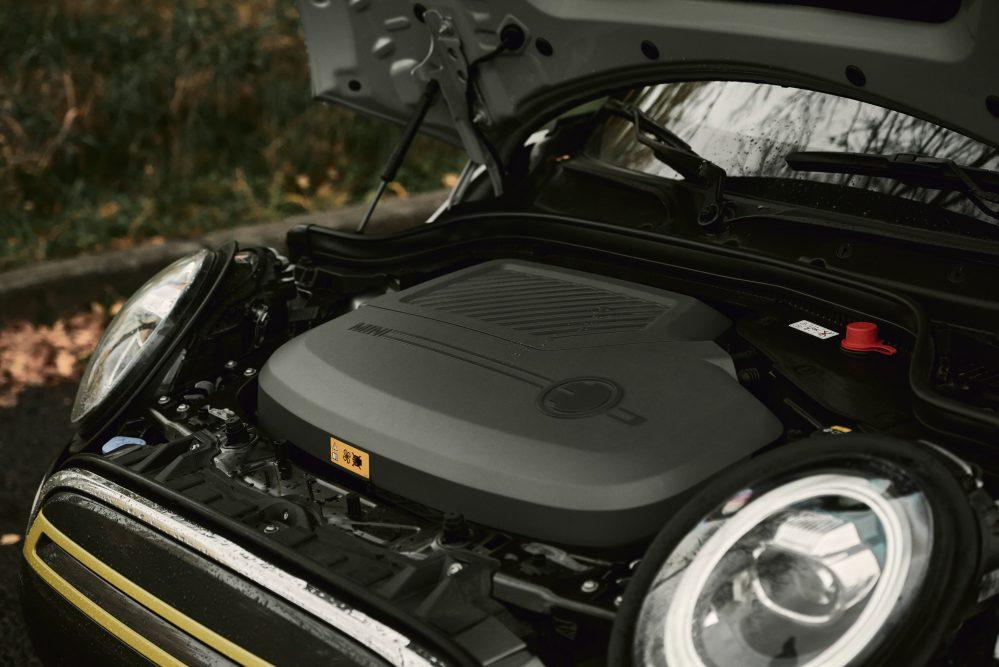2020 MINI Cooper SE Motor