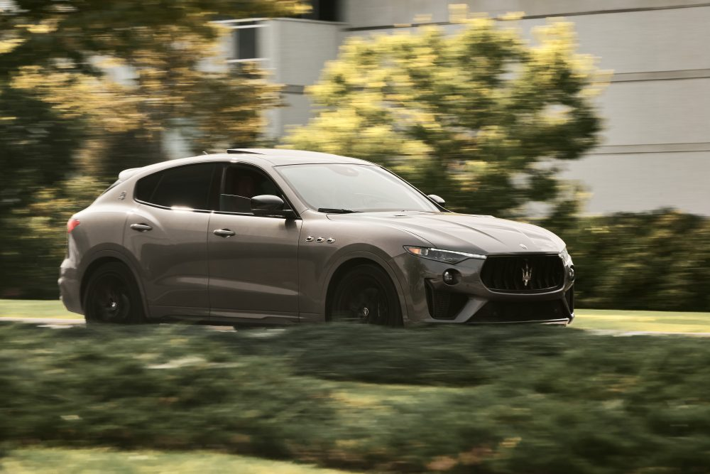 2020 Maserati Trofeo