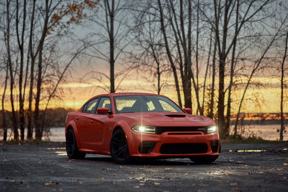 2021 Dodge Charger Hellcat