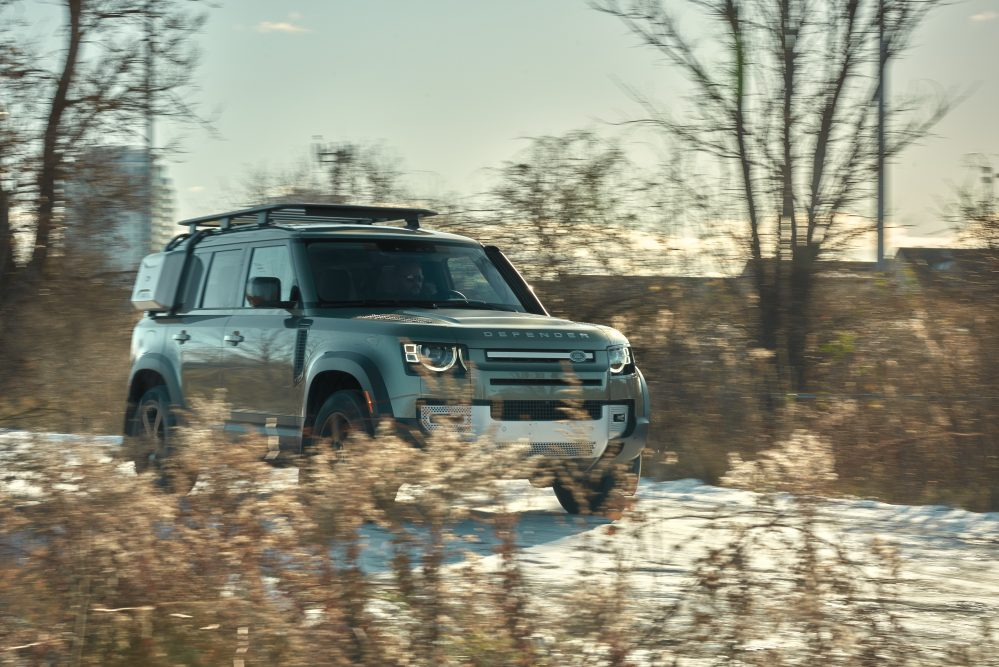 2021 Land Rover Defender