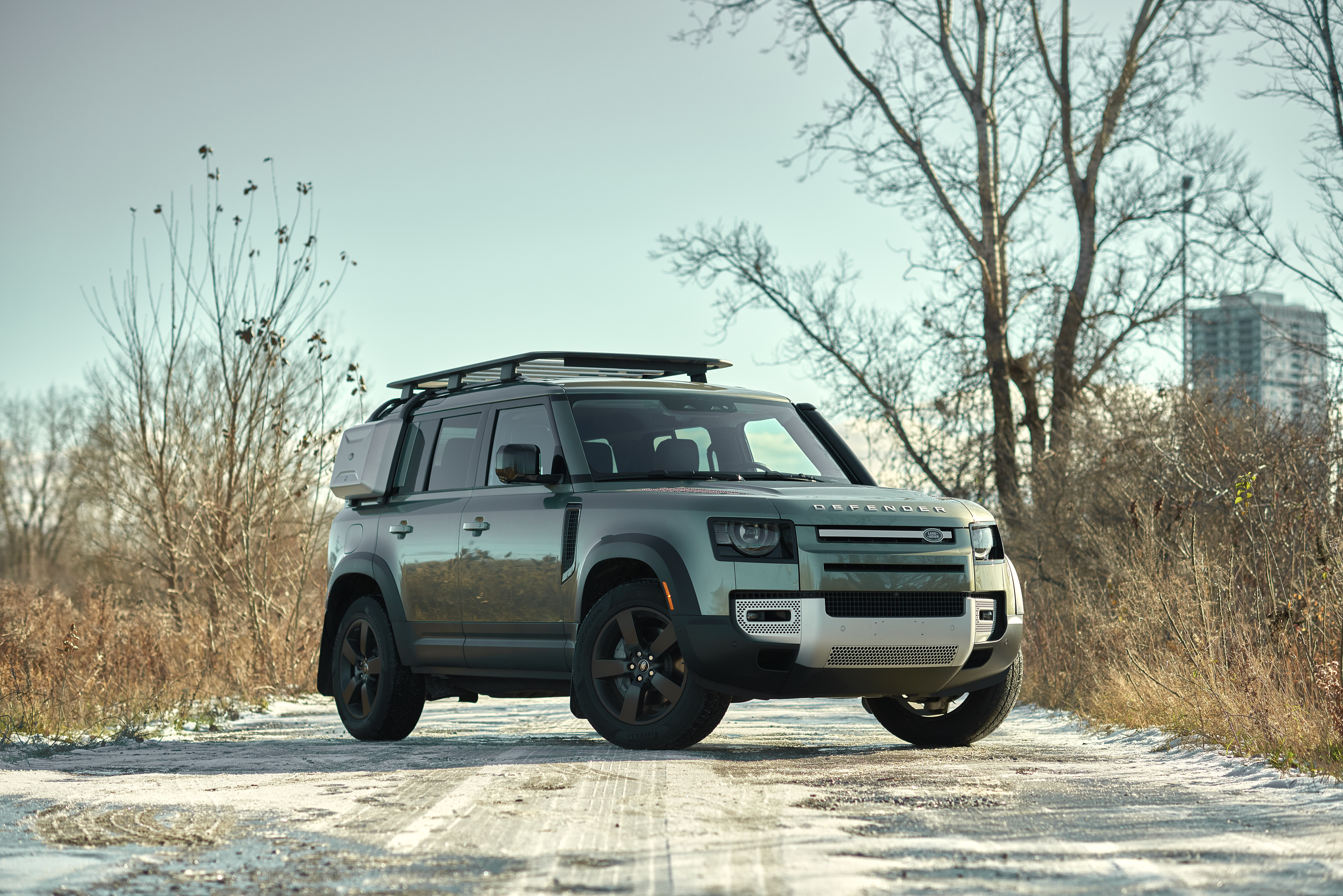2021 Land Rover Defender Is Like A Big Toy Truck Turned Real
