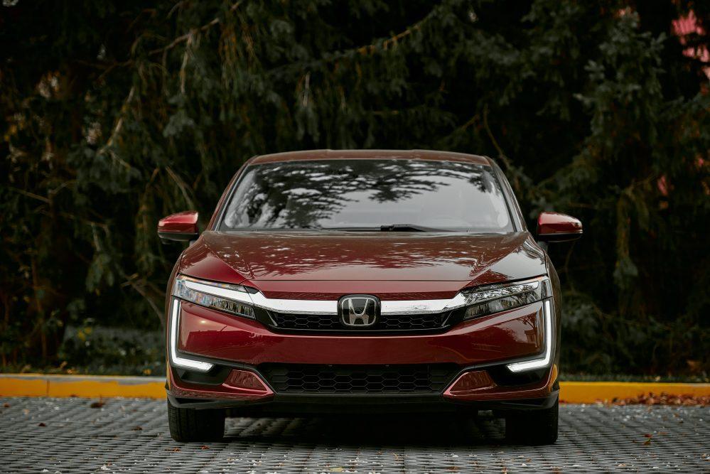 2021 Honda Clarity