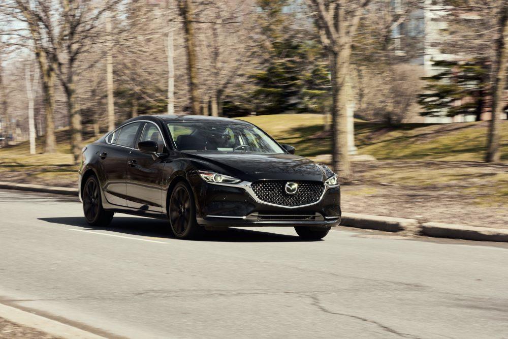 2021 Mazda6