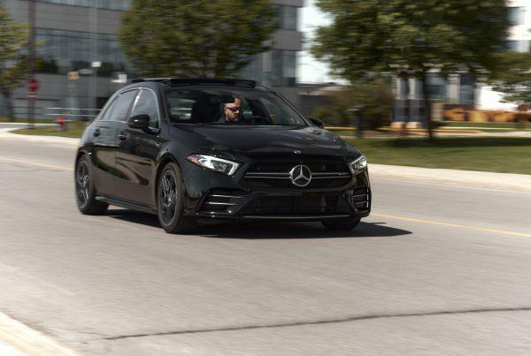 2021 Mercedes-AMG A35