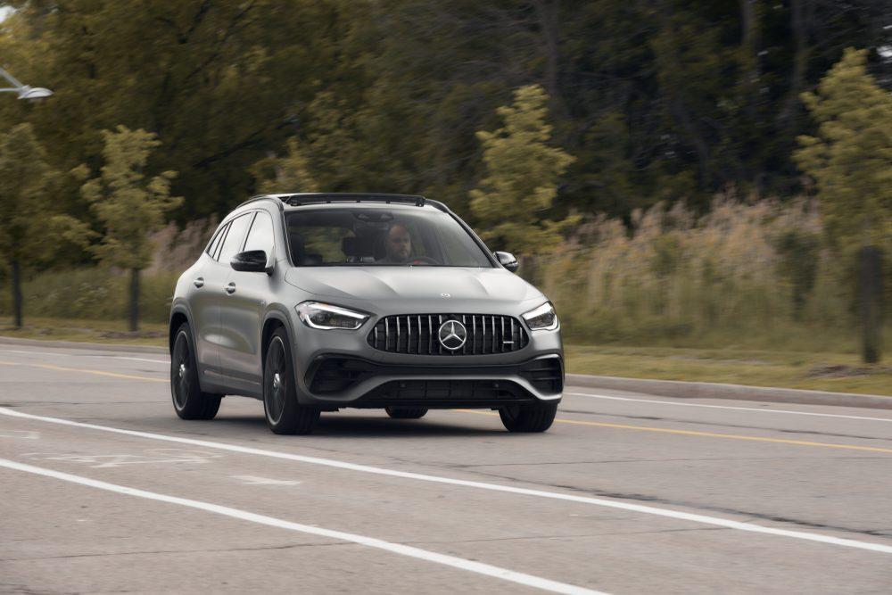 2021 Mercedes-AMG GLA45