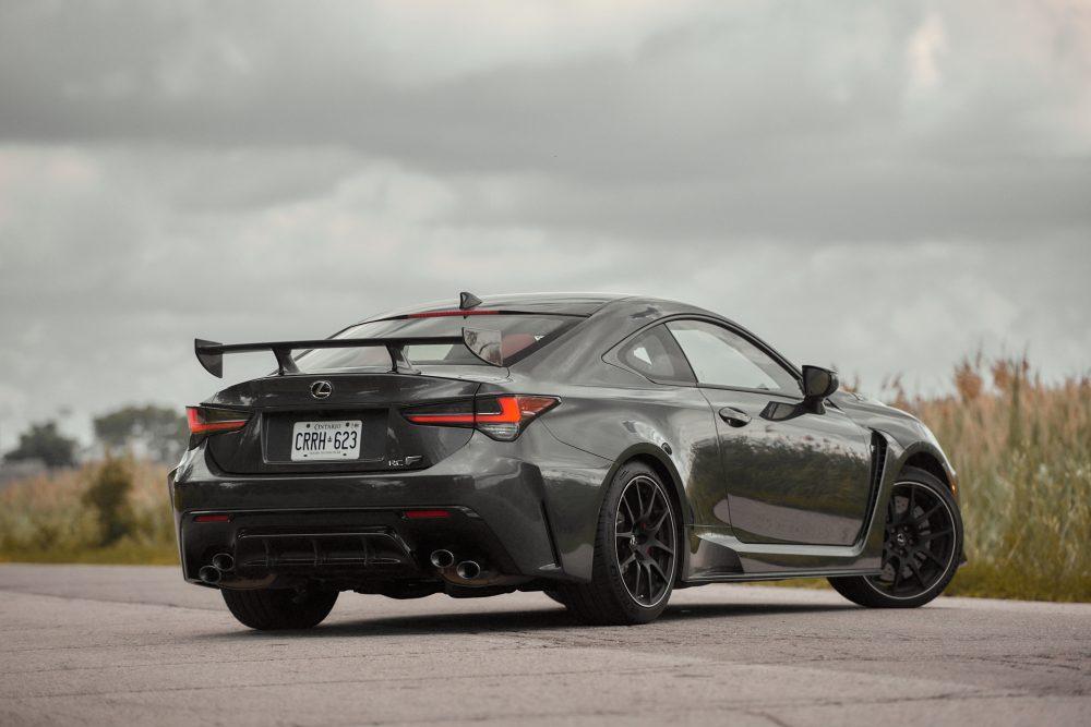 2021 Lexus RC-F