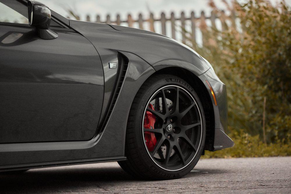 2021 Lexus RC-F Track Edition