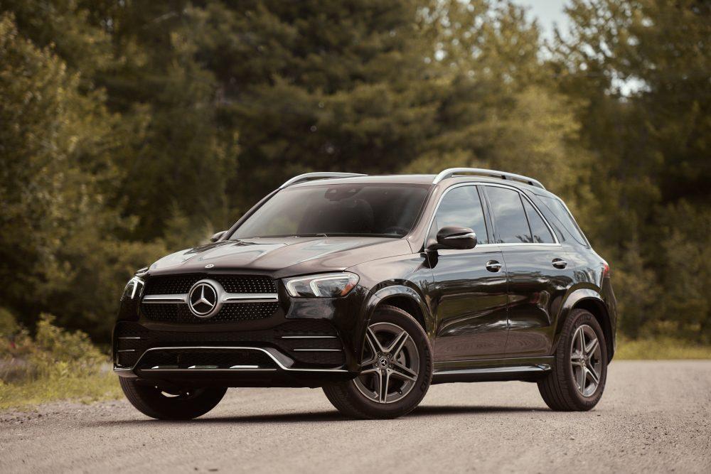 2021 Mercedes-Benz GLE350