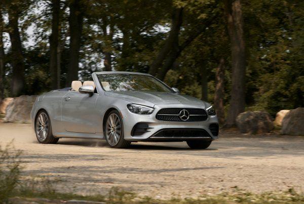 2021 Mercedes-Benz E450
