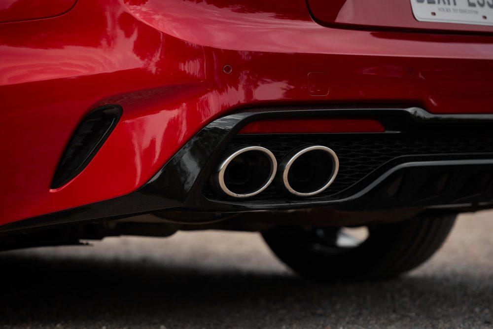 2022 Kia Stinger GT