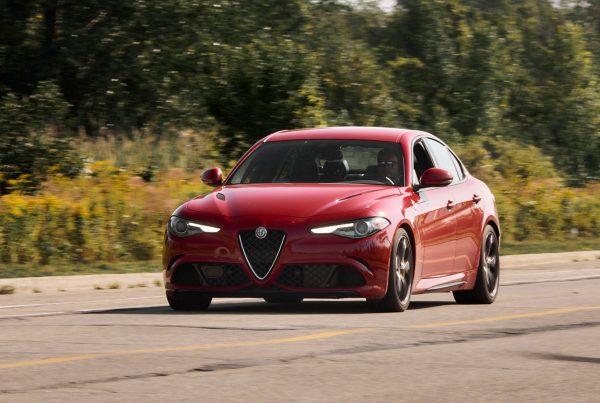 2021 Alfa Romeo Quadrifoglio