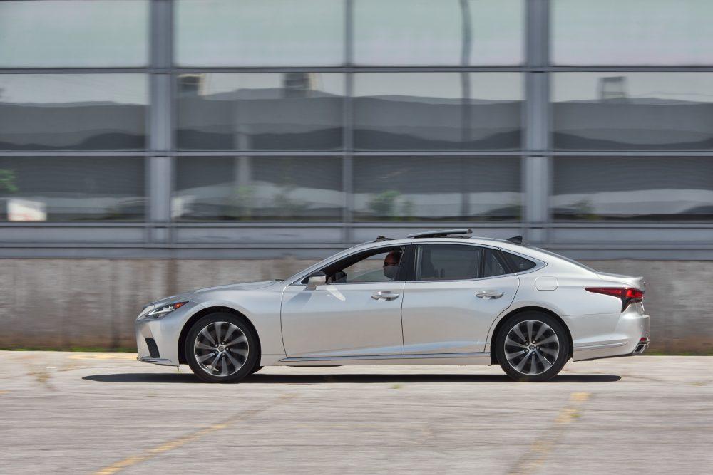 2021 Lexus LS500